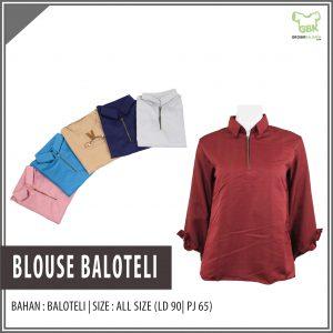 Blouse Balloteli