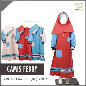 Gamis Febby SML