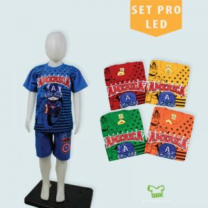 Setelan Anak LED - Set Pro LED