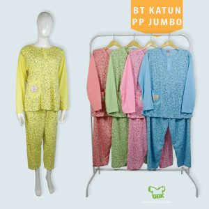Baju Tidur Dewasa Bahan Cotton Jumbo