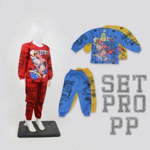Grosir Setelan Anak Murah Kekinian 2020 - Set Pro PP